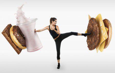 Треть женщин сидит на диете и мало кто считает калории