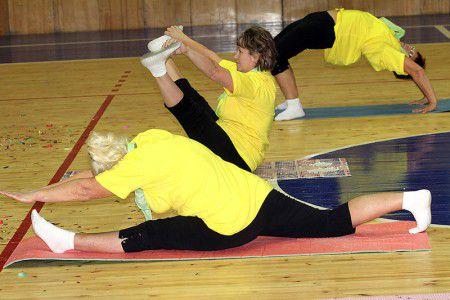 Физическая активность помогает сохранить молодость мозга