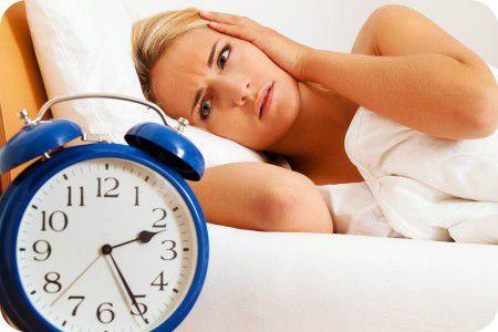 Оптимальным является сон в течение 8 часов