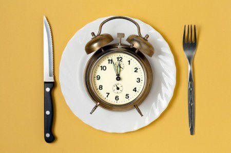Биологические часы покажут время приема пищи
