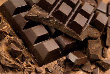 Шоколад помогает сохранить активность