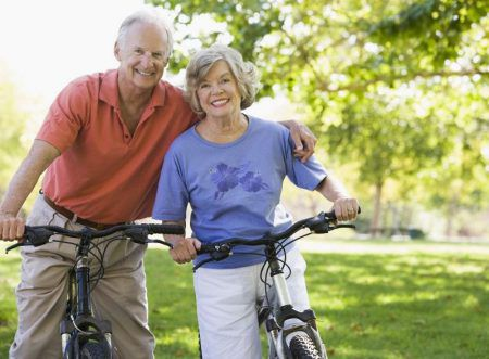 Физическая активность в сочетании с генами - залог долголетия