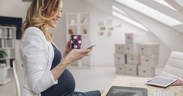 Употребление кофе во время беременности