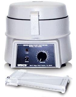 Центрифуга С-МН30 гематокритная, 24 капилляра, скорость вращения 12000 об/мин