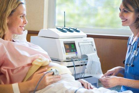 Выполнение электрокардиограммы при беременности