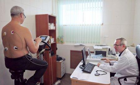 Велоэргометрия - один из способов диагностики стенокардии напряжения